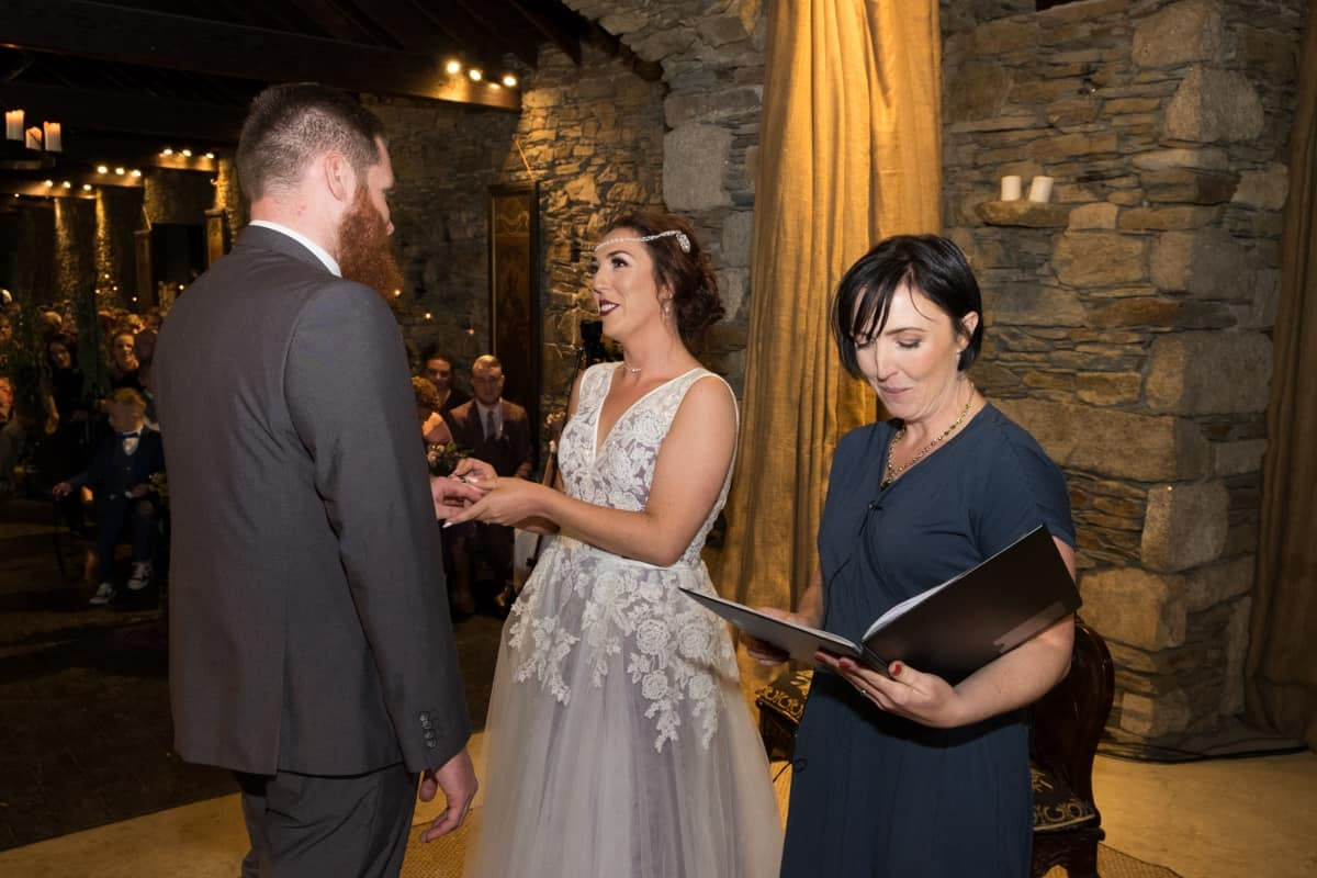 Wedding Celebrant in Ireland