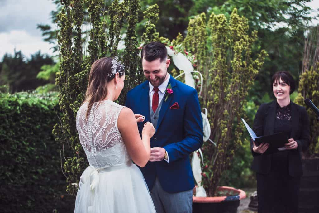 What is a wedding celebrant and how can one make my wedding unique?