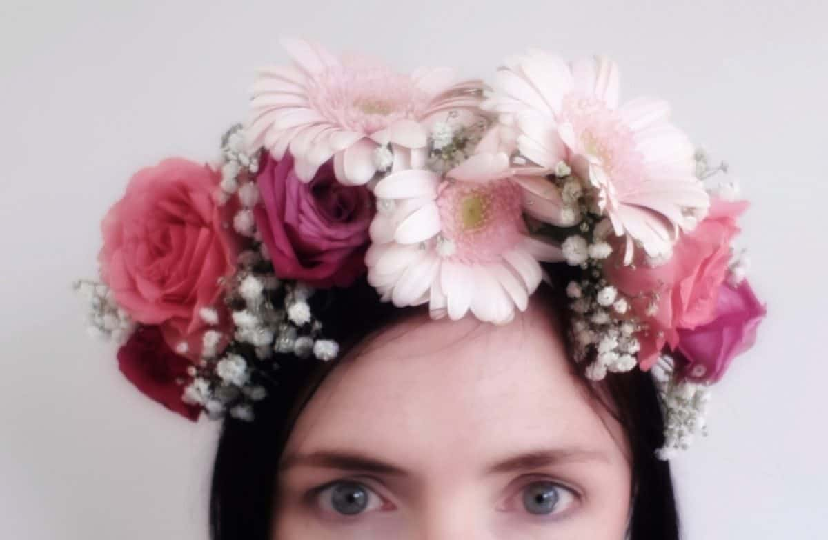 Flower Crown Making Party Dublin