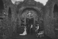 Elopement ceremony at Loughcrew with Yvonne Cassidy Weddings