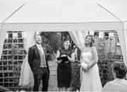 intimate elopement ceremony n Ireland