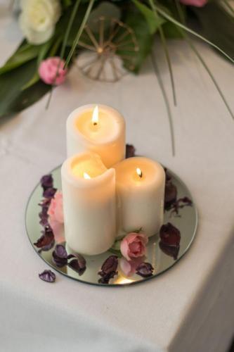 Romantic wedding design