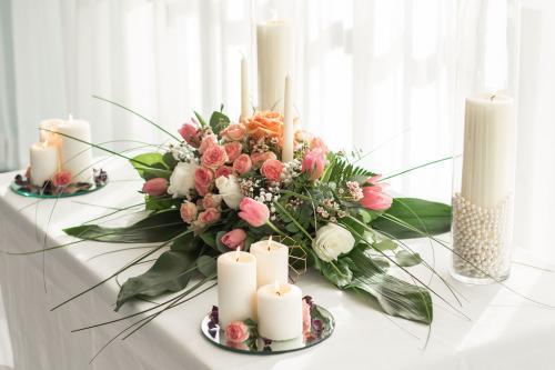 Unity candle  display